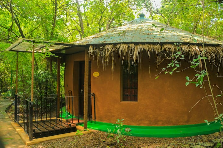 Akein Nature Deluxe Cottage Sigiriya