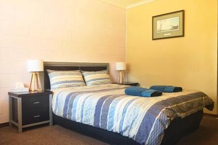Twelve Apostles Motel Comfort Queen Bedroom