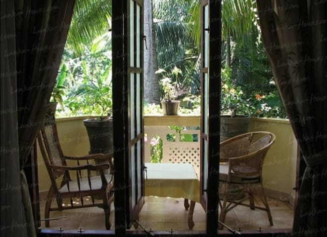 Palm Grove - Double Room 2 - Unawatuna - Guesthouse
