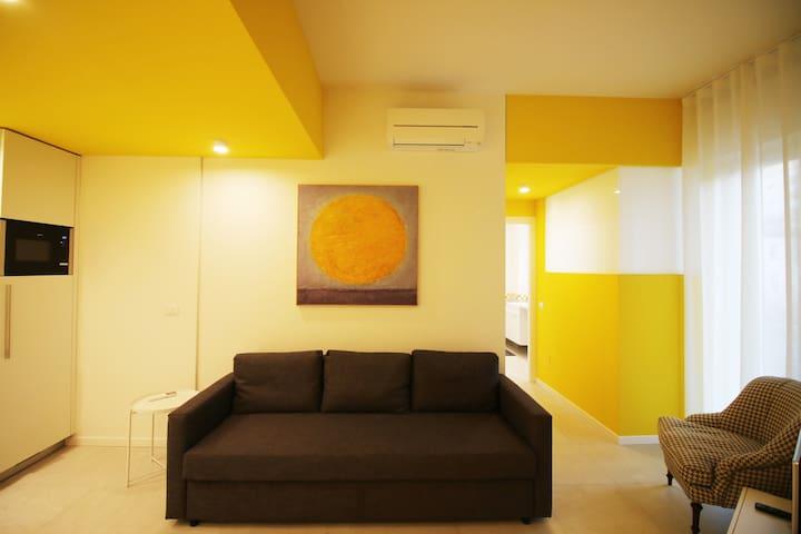 Appartamento Sun Vicino al centro e all'ospedale
