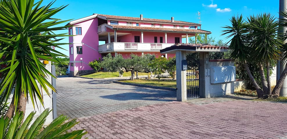 "Casa Villa Rita - Appartamento ""F"" - Vasto P.Penna"