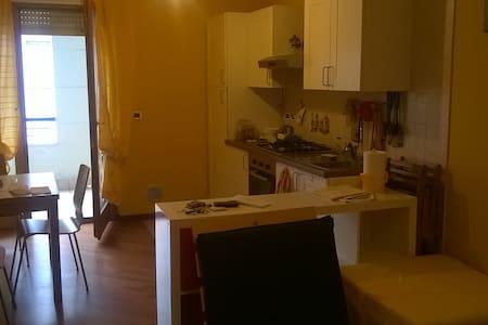 Charming and bright apartment - Sambuceto - 公寓