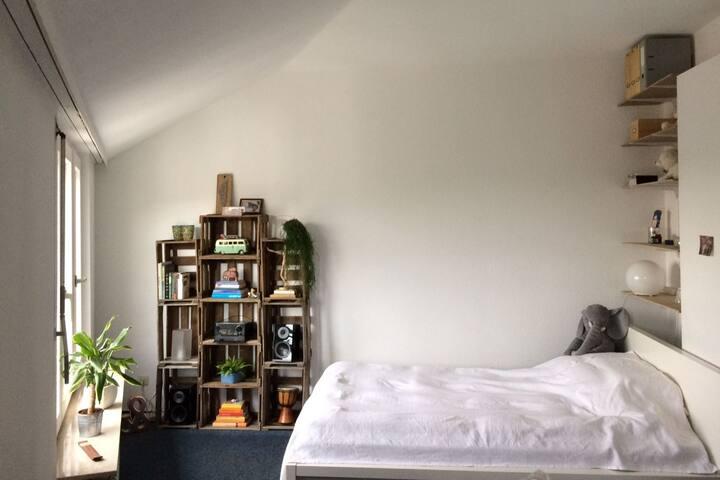 Ein-Zimmer-Wohnung im Herzen Heidelbergs