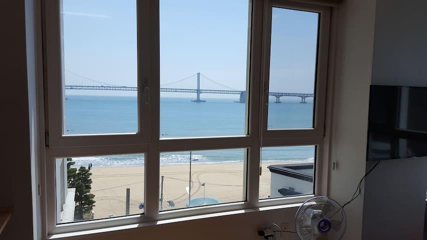 GWANGAN BEACH HOUSE - Suyeong-gu - Wohnung