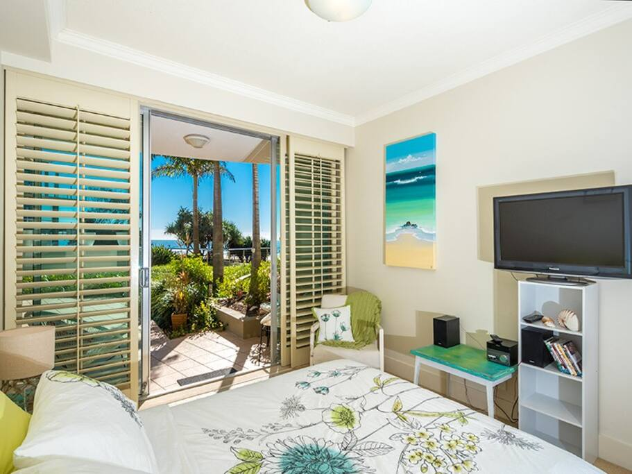 Private room - ocean view