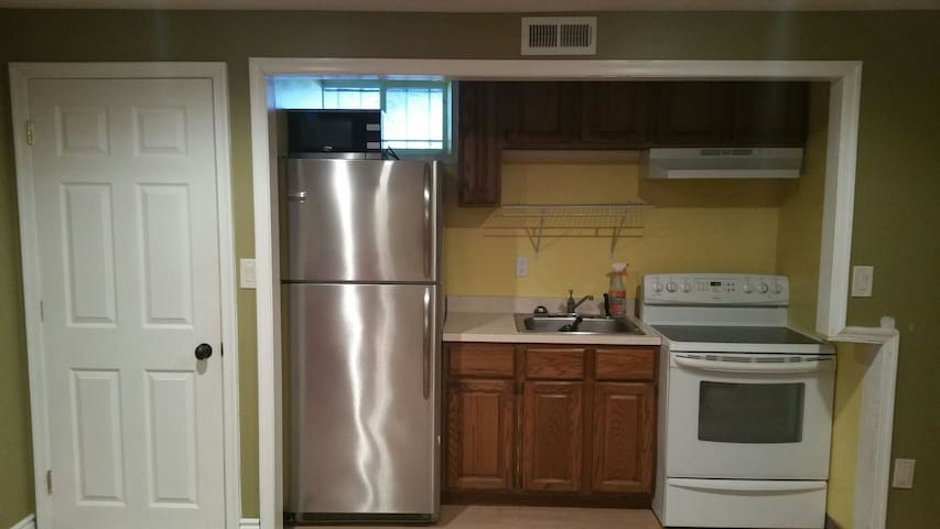Charming Spacious unit with privacy - Silver Spring - Flat