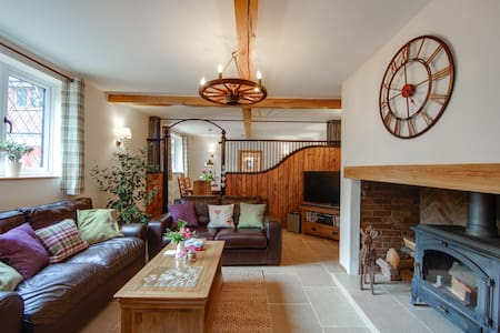 The Stable, rural retreat in the Kent Downs AONB