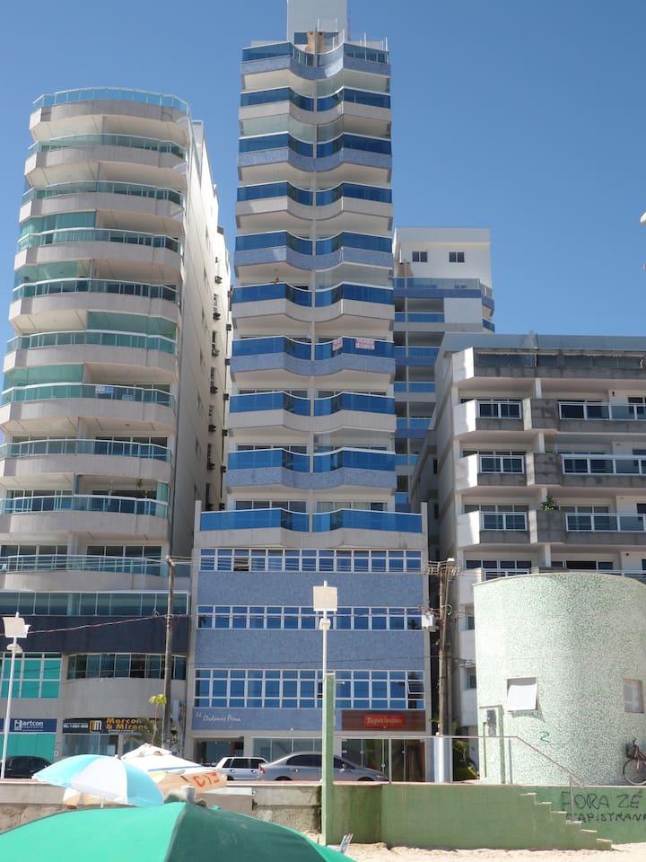 Apartamento de Luxo à Beira Mar