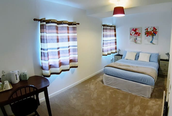 Double room-Large-Shared Bathroom-Room 3