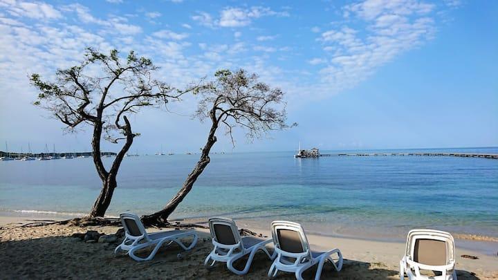 Seaside furnished loggia - 3 people