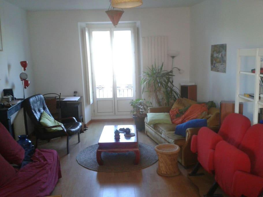 Chambre chez l 39 habitant sous toits appartements louer - Location chambre chez l habitant nantes ...