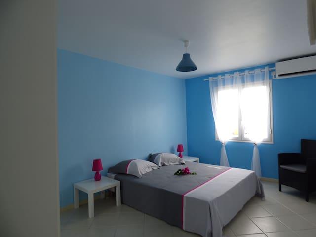 chambre 3 - 1 lit queen