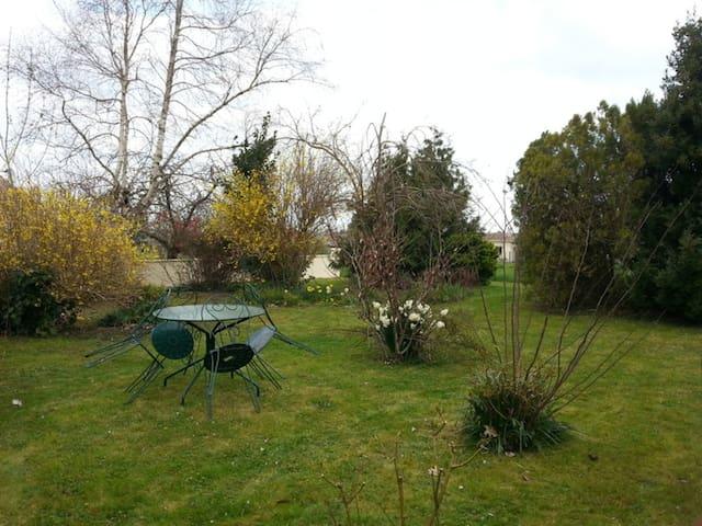 Maison Verdoyante