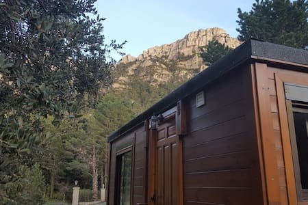 Vistes al cim del Mont-Caro - Alfara de Carles - Bungalow