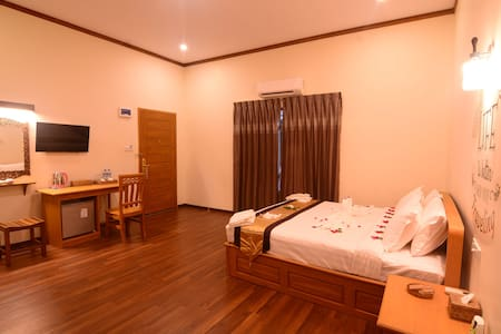 Deluxe room at WEStay @ Bagan Lotus Hotel - Old Bagan - 精品酒店