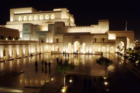 Qurum Beach House - Muscat - Pis