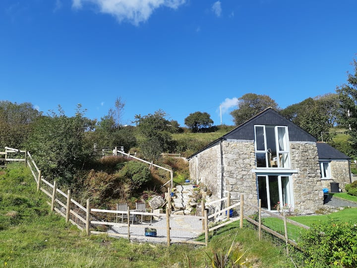 Tranquil moorland retreat