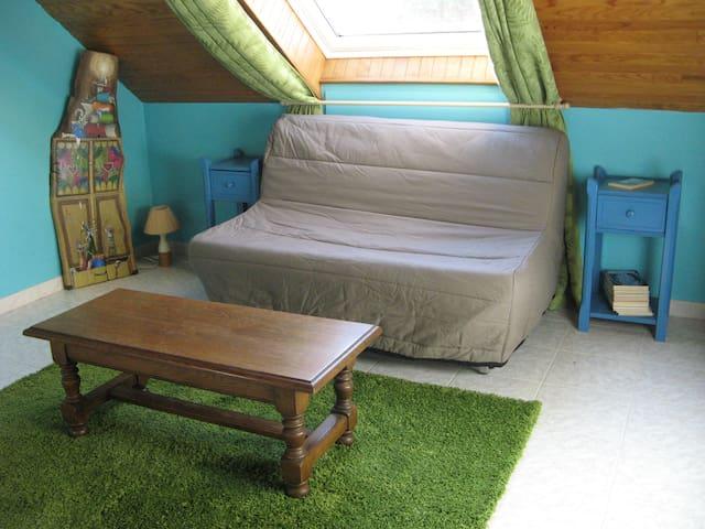 Un petit chez soi pour un petit temps