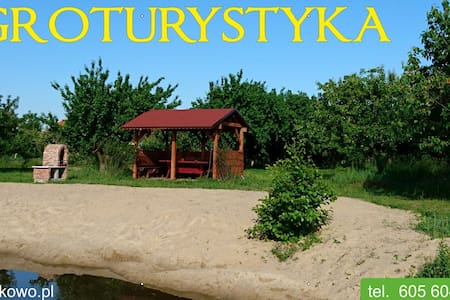 Agroturystyka Lulkowo - ŁYSOMICE k. Torunia - Hus