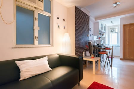 Double room in the heart of Hong Kong - Sheung Wan - Lakás