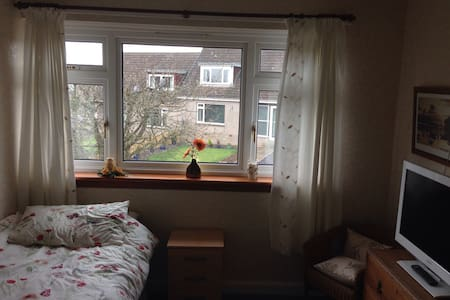 Double or single room - Cupar - Dům