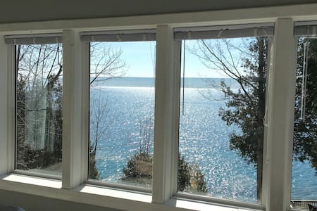 Fantastic Views of Georgian Bay - Wiarton - Daire