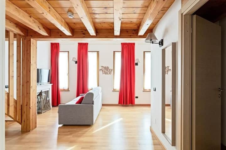 Devies - Spacious studio with fitness & spa area