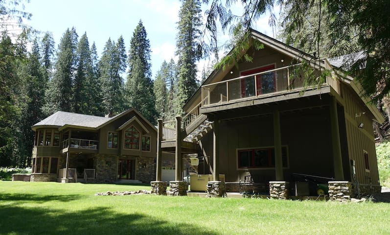 Selway River House