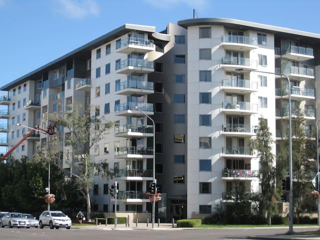 Comfortable, modern, central - Turner - Apartamento