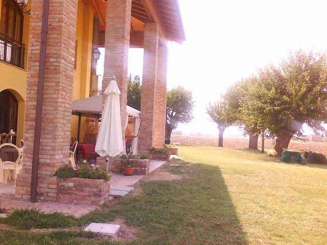 Locanda B&B Corte dei Gelsi Crisalide - Altedo - Villa