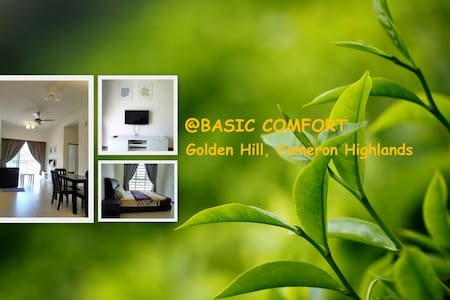 @BASIC COMFORT, Golden Hill - Apartament
