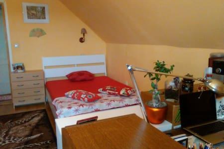Otthonos privát szoba vár Gödöllőn - Gödöllő - Hus