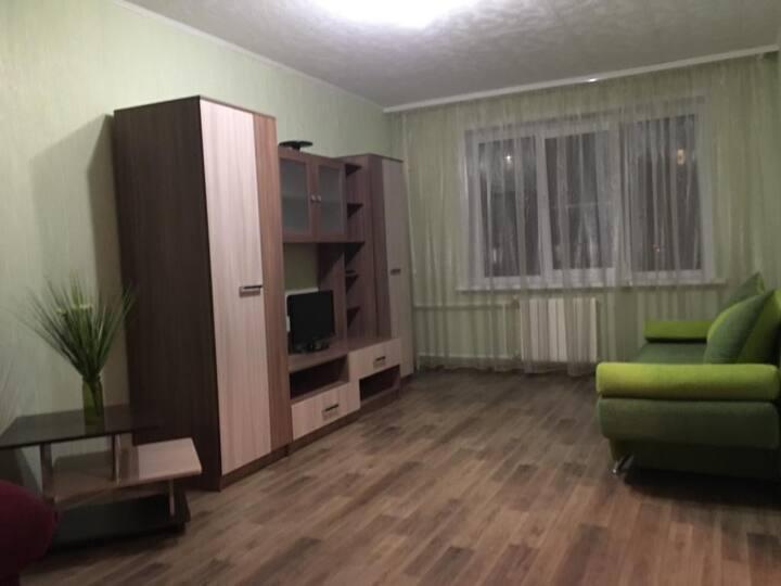 Уютная квартира на ул Артамонова