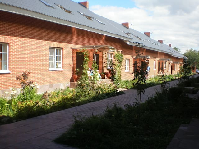 Apreski Бунгало двухкомнатное - Abzelilovskiy rayon