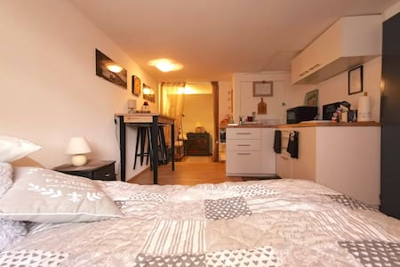 "Appartement - A la Perle, (Porrentruy), Studio ""A la Perle"", (Porrentruy), 1-2 pers., 1 room"
