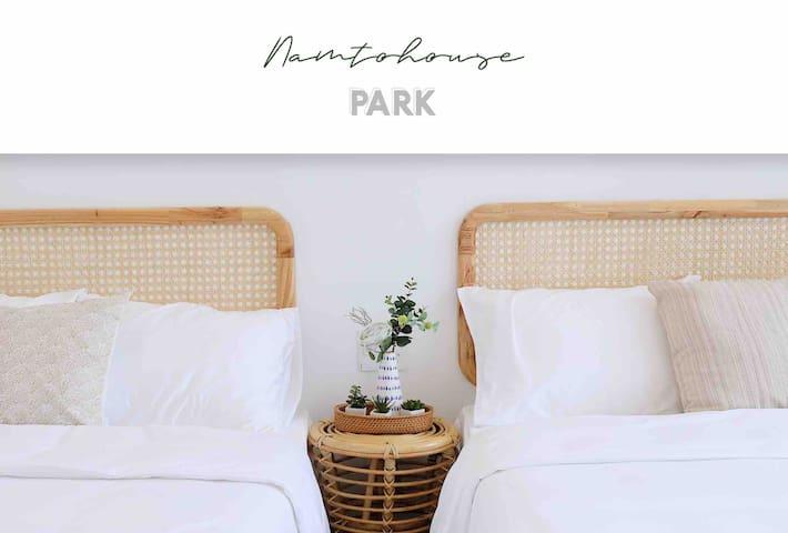 NAMTO HOUSE PARK HAN MARKET FREE Pickup Airport 3A