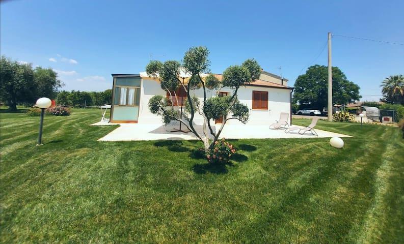 Casa vacanze a Scanzano Jonico