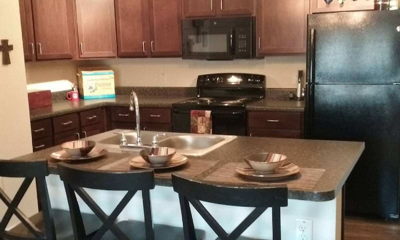 PRIVATE New 1 Bedroom Apartment in Alamo Ranch - San Antonio - Apartemen