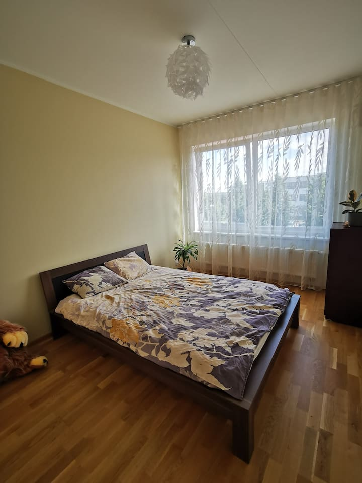 Cosy apartment near RallyPark at Raadi area