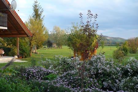 Beautiful landscape - Upper Carniola - Slovenia - Zalog pri Škocjanu - Stuga