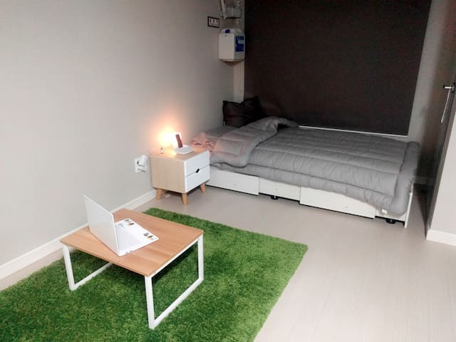 Private Cosy Apartment Nearby Anyang Station - Manan-gu, Anyang-si - Pis