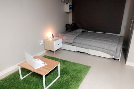 Private Cosy Apartment Nearby Anyang Station - Manan-gu, Anyang-si - Apartemen