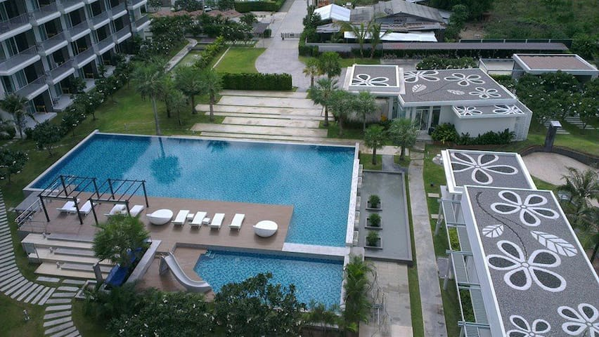 Sea & Mountain view condo Thailand - Sam Roi Yot - Wohnung