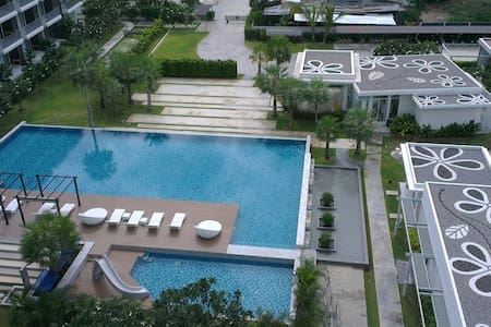 Sea & Mountain view condo Thailand - Sam Roi Yot