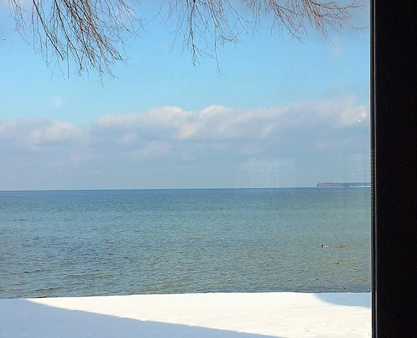Lake Simcoe waterfront Getaway - Innisfil