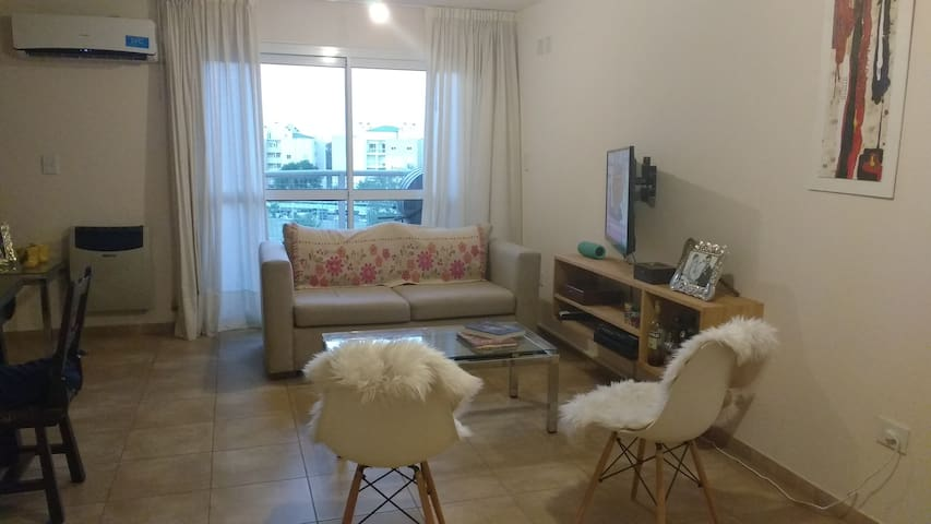 Departamento equipado full, impecable