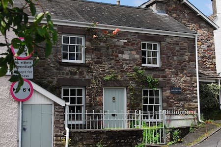 Cosy cottage near Crickhowell - Llangynidr