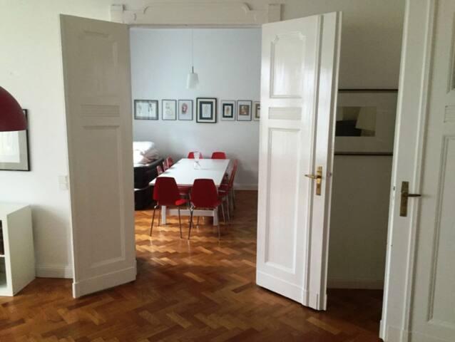 Ein komfortables Haus im Zentrum von Stuttgart