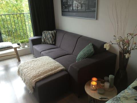 Beautiful new and cozy studio in Amsterdam