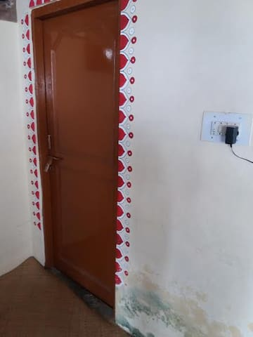 ANANDAM HOME STAY GROUND FLOOR ROOM / unit one
